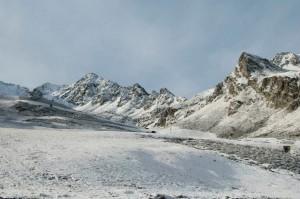 Nieve en Vallnord