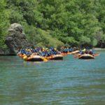 Noguera grupo rafting
