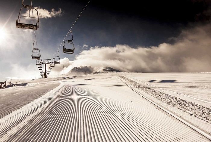 Remontadores Estación Esquí Baqueira Beret
