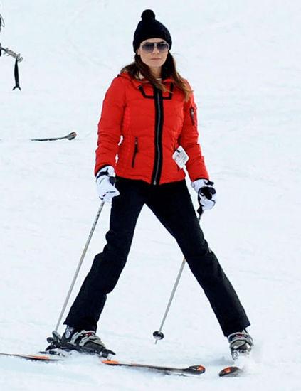 maria jose suarez baqueira esqui
