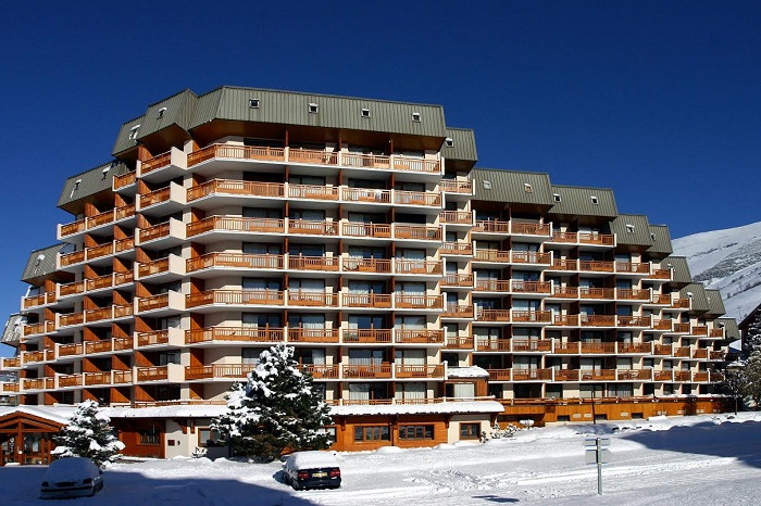 Apartamentos Residencia Le Meijotel