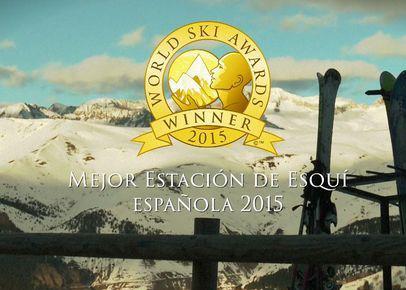 World Ski Awards Spain