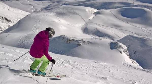 Estado pistas de esquí