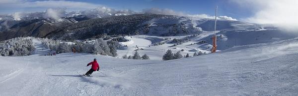 Pista esquí Espot Esquí