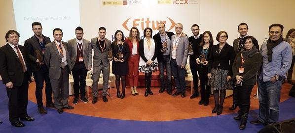 Premios Feria Internacional de Turismo