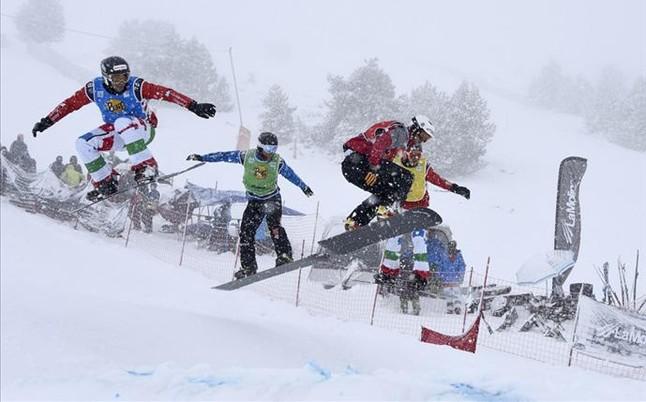 Copa del Mundo Snowboard