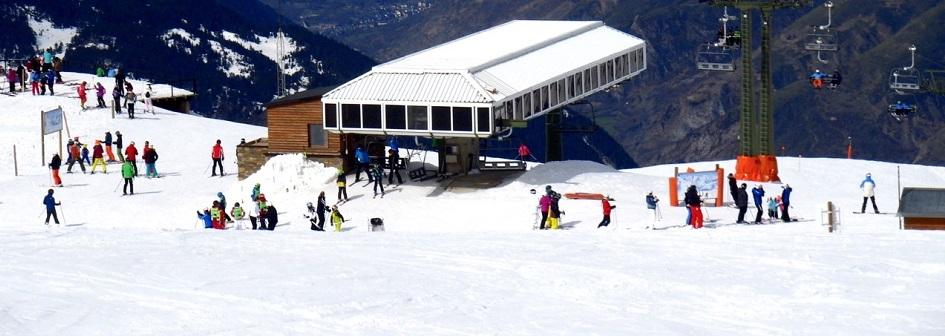 Baqueira Beret esquí