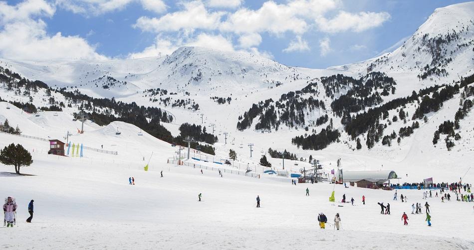 Día de esquí Grandvalira