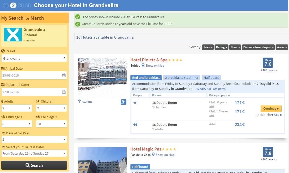 choosing hotel