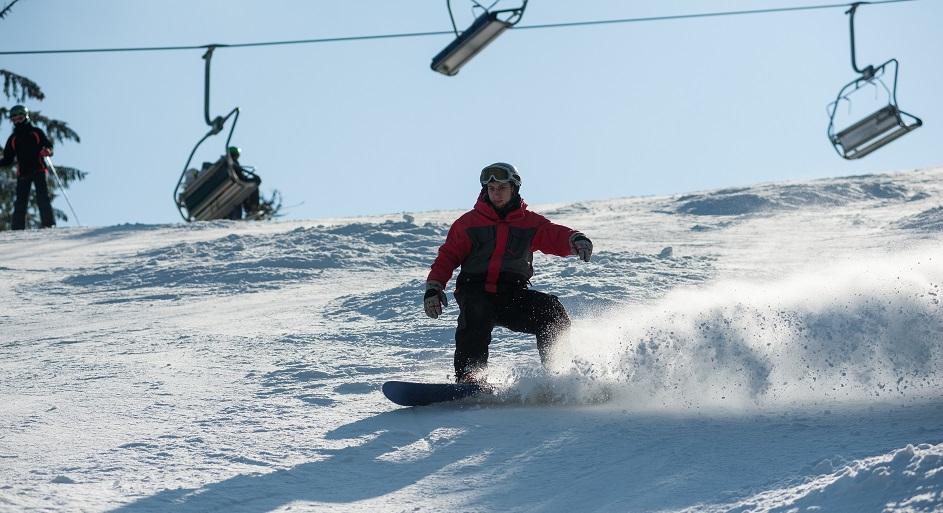 Descenso Esquí