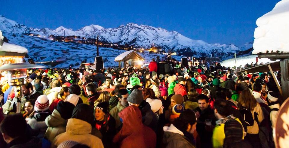 Fiesta en Marchica