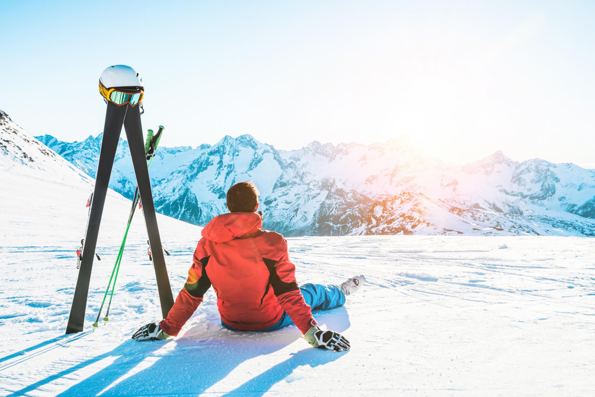 descansa-esquí