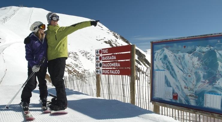 Estación Esquí Boí Taüll