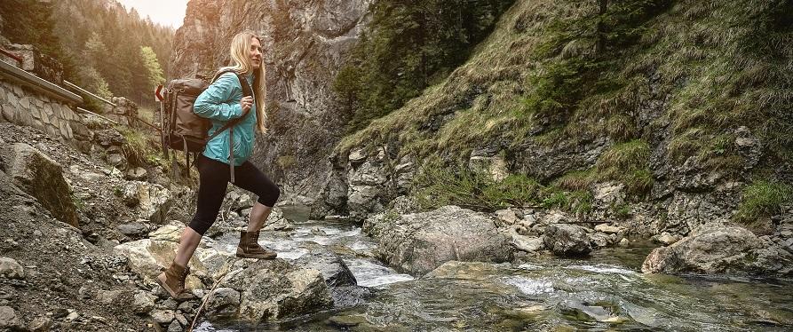Trekking agua