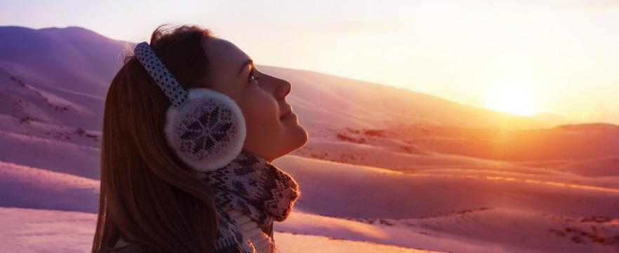 Orejeras Para La Nieve