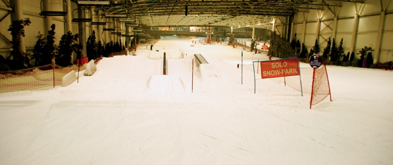 Snowpark Snowzone