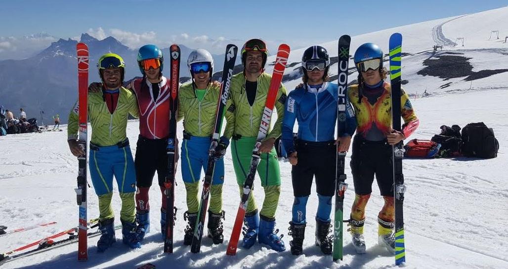 federación esquí