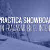 Cómo aprender snowboard (pasito a pasito)