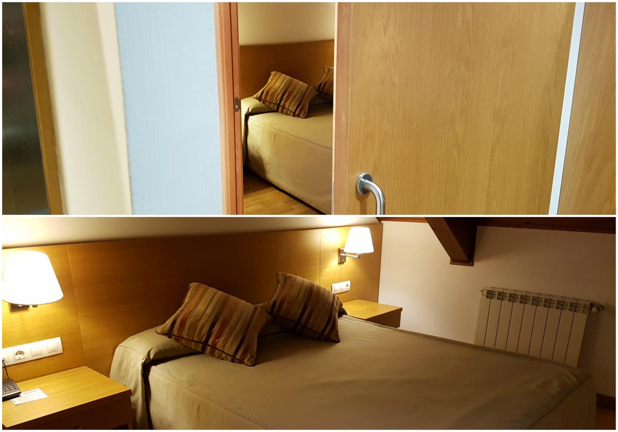 Habitación aparthotel