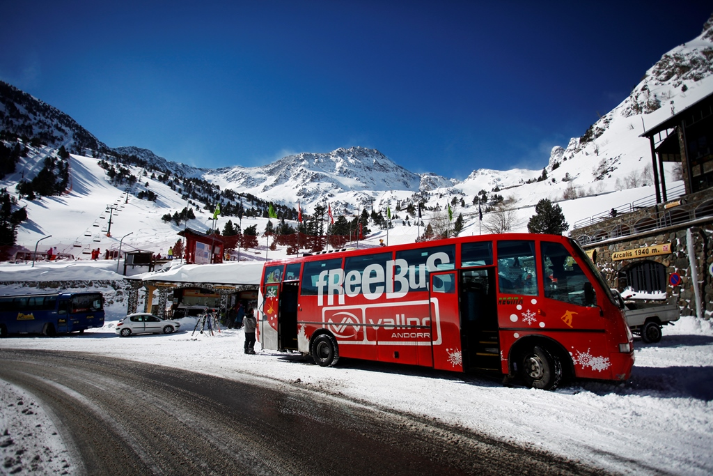Freebus Andorra