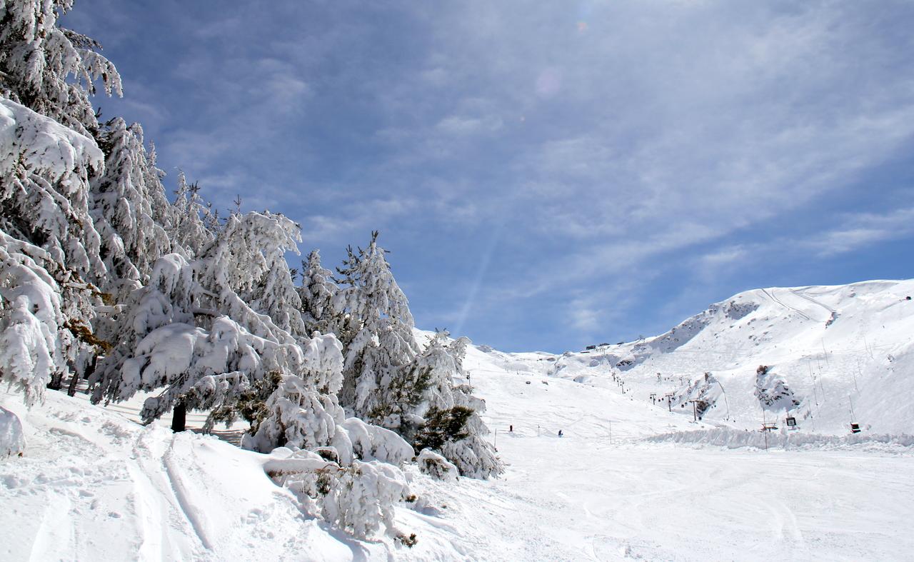 pistas nevadas sierra nevada