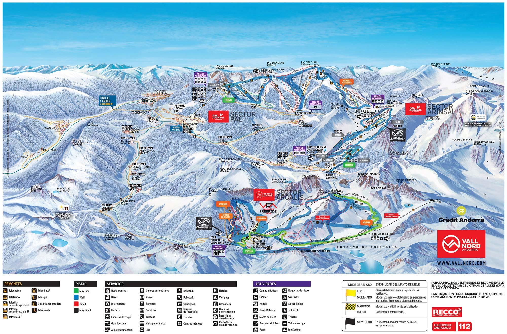 Cómo Acceder A Las Pistas De Vallnord Esquiades Blog