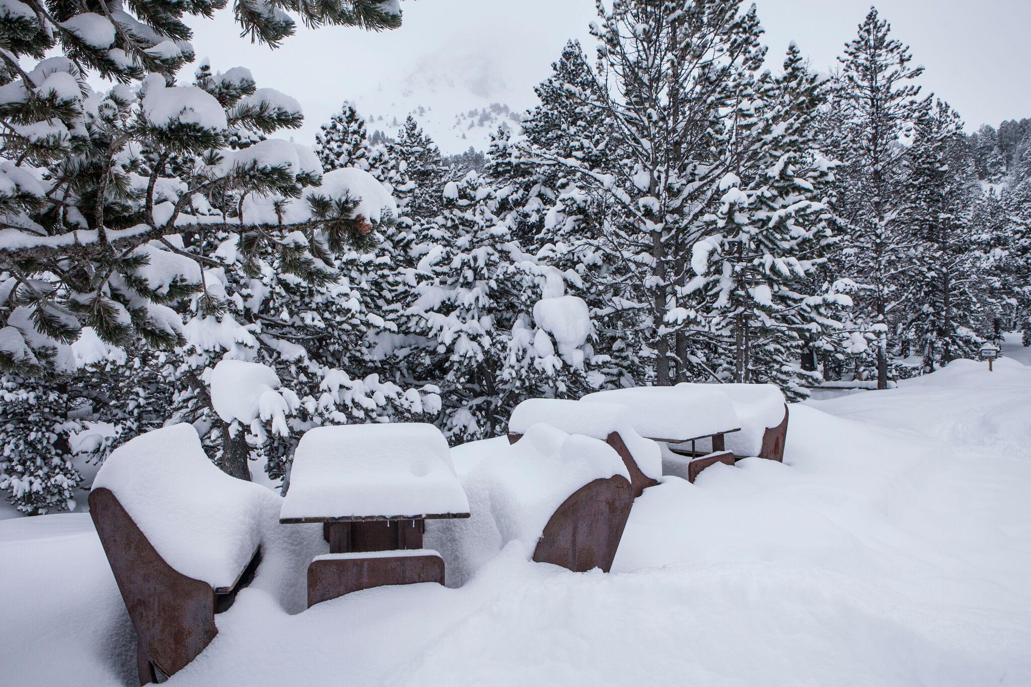 Grandvalira nieve