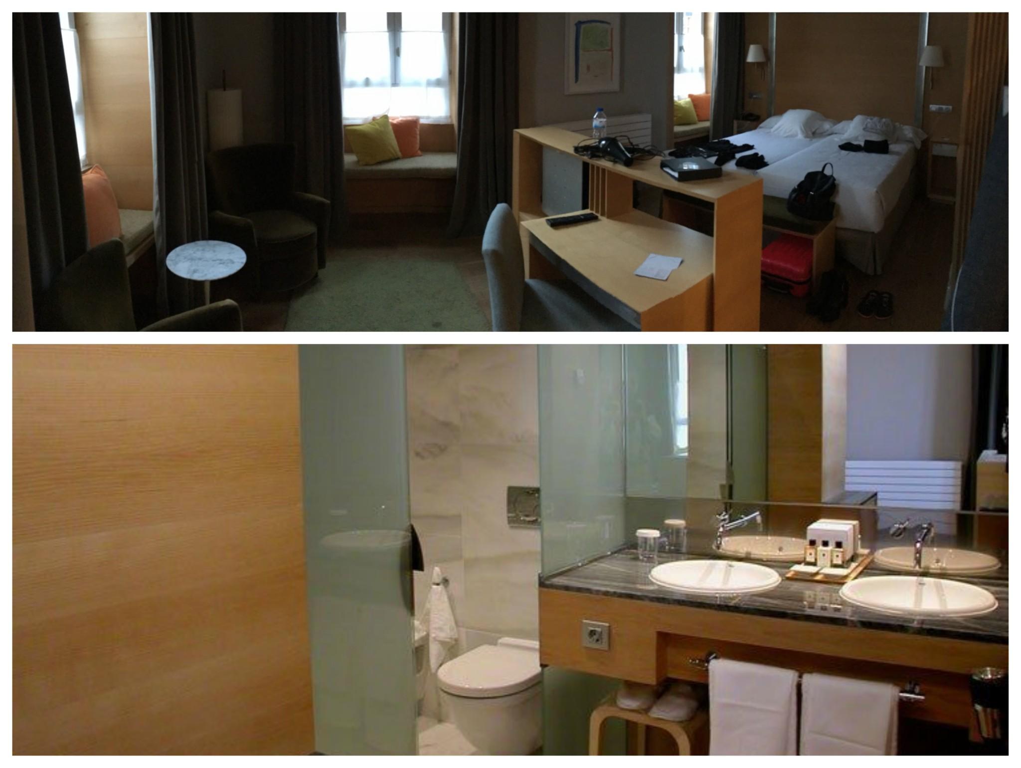 habitacion gran hotel