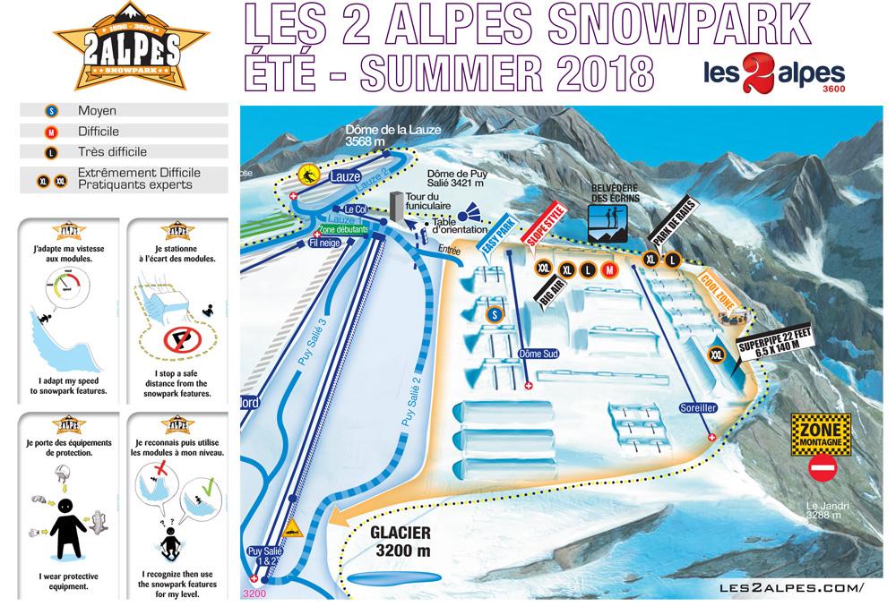 les-2-Alps-snowpark-2018