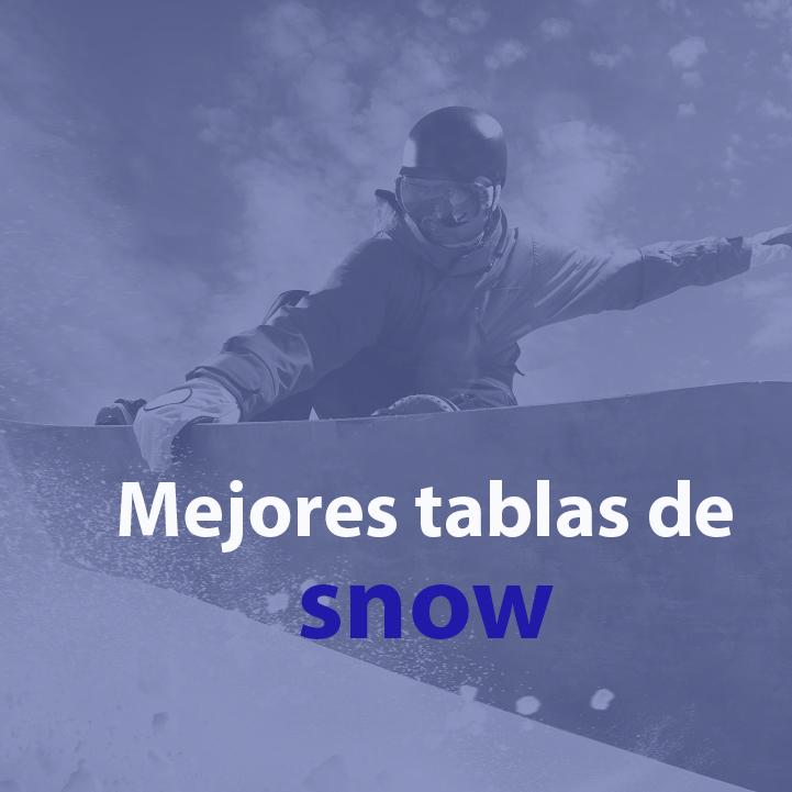 mejores tablas de snow