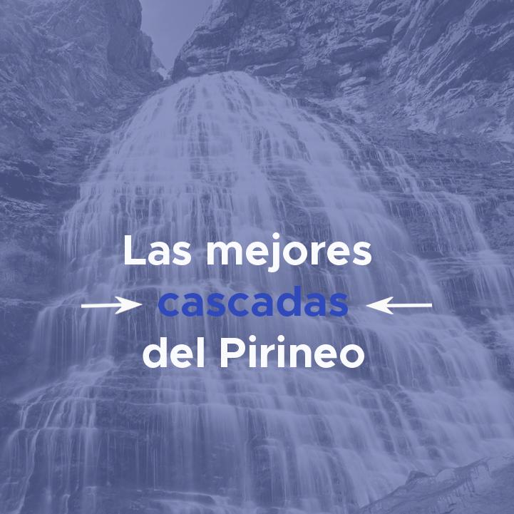 mejores cascadas del pirineo