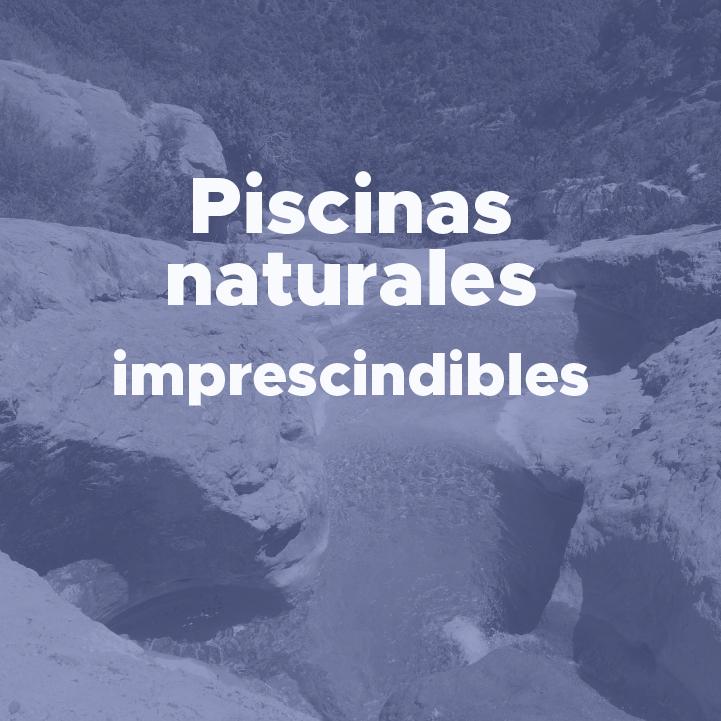 Piscinas naturales Pirineo