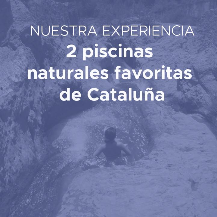 piscinas naturales cataluña